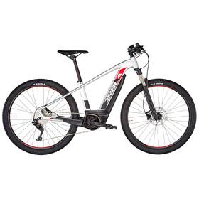"""ORBEA Keram 15 Elcykel MTB Hardtail 27,5"""" röd/silver"""